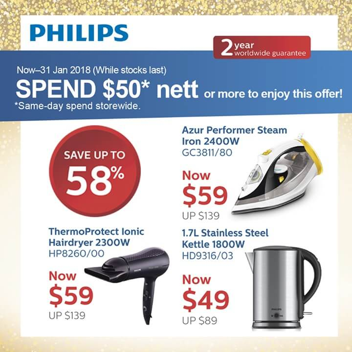 promotions philips