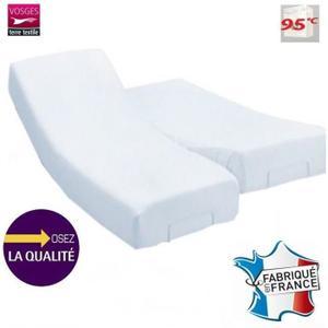 protege matelas impermeable pour lit articule