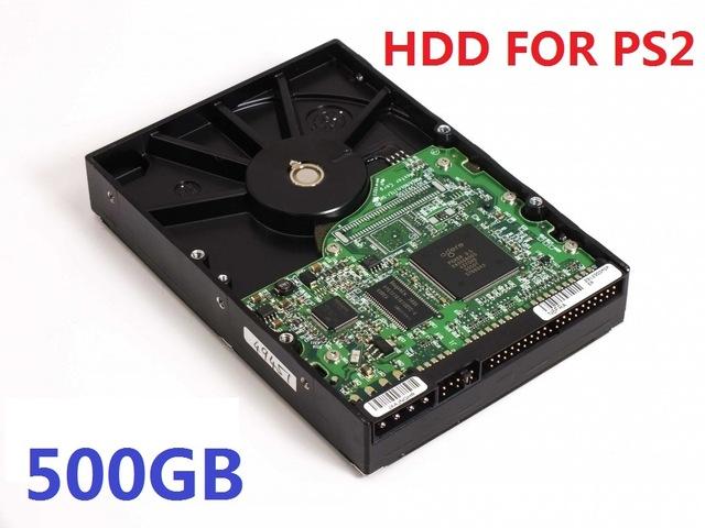 ps2 disque dur