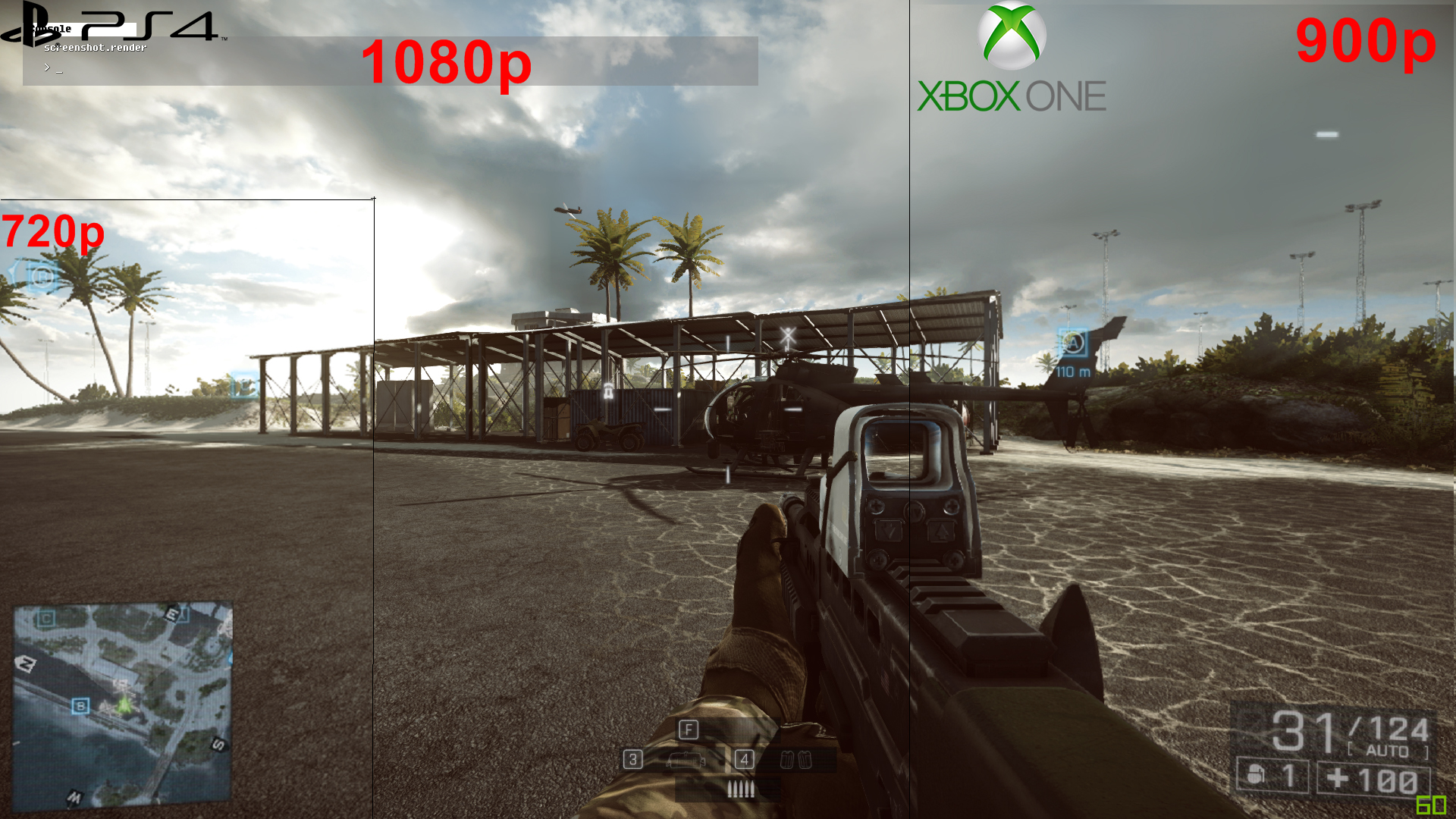 ps4 1080p