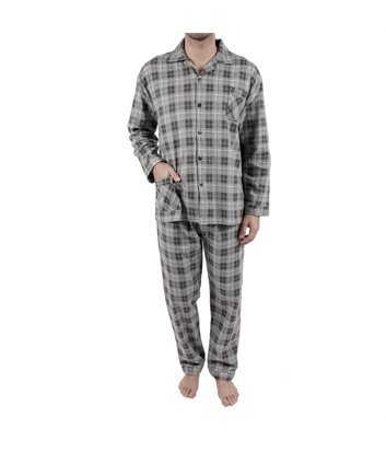 pyjama homme boutonné