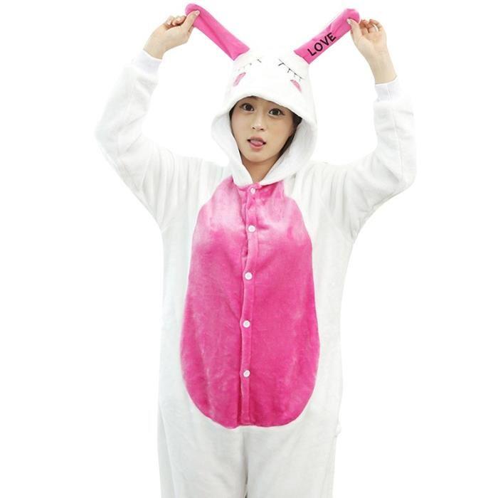 pyjama lapin femme