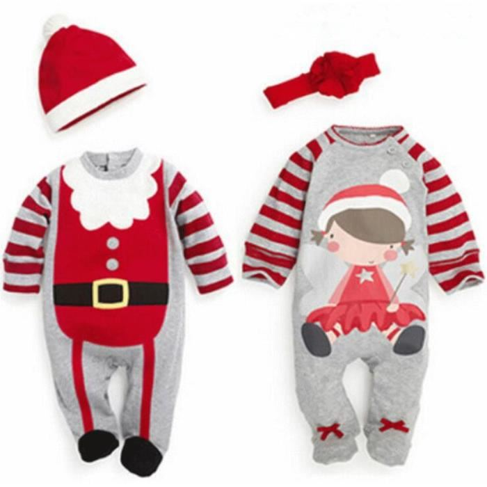 pyjama noel bébé garçon