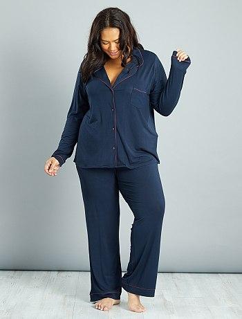 pyjamas grande taille femme