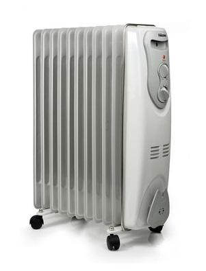 radiateur à bain d'huile