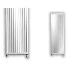 radiateur vertical acier