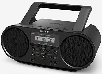 radio cd usb sony