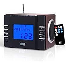 radio réveil avec télécommande