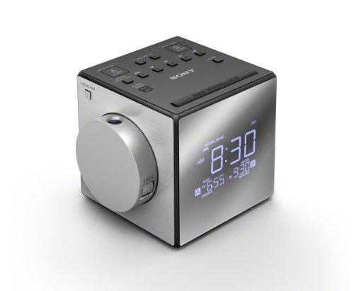 radio réveil sony icf-c1pj