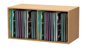 rangement vinyles 33 tours
