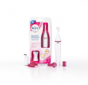 rasoir sensitive precision veet