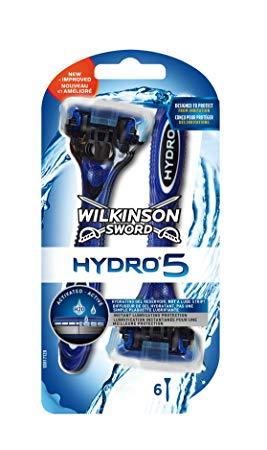 rasoir wilkinson hydro