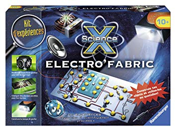 ravensburger electro fabric