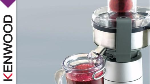 recette centrifugeuse kenwood