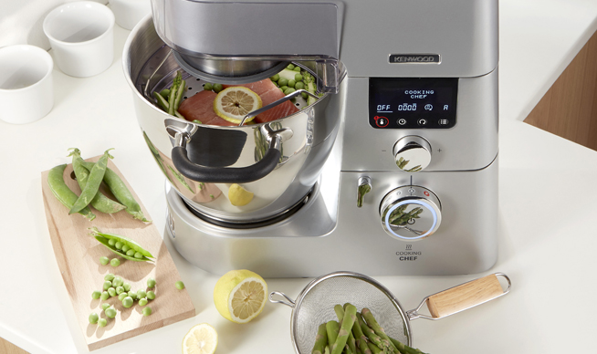 recette kenwood cooking chef