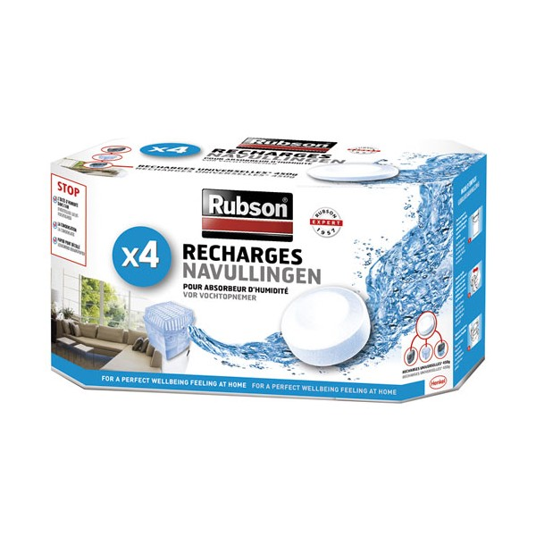 recharges rubson