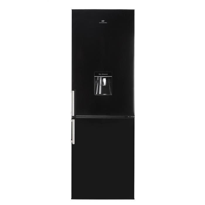 refrigerateur continental edison noir