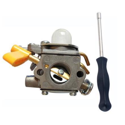 reglage carburateur taille haie ryobi