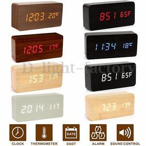 reveil thermometre