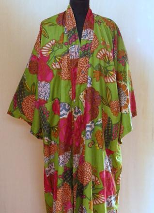 robe de chambre kimono femme