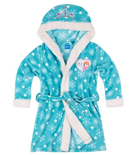 robe de chambre reine des neiges