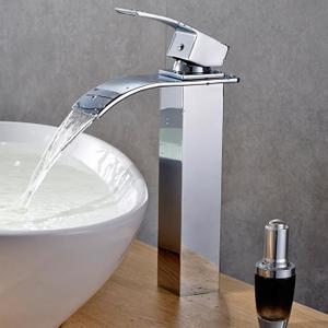 robinet cascade pour vasque