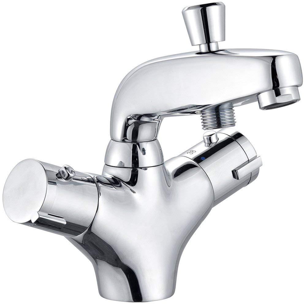 robinetterie bain douche thermostatique