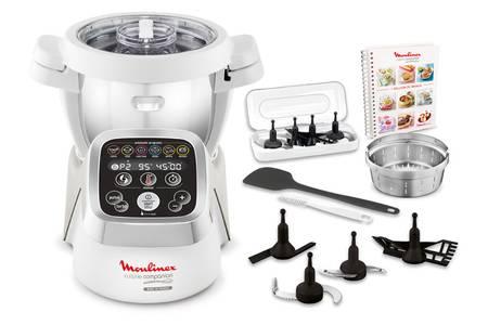 robot cuisine multifonction moulinex