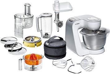 robot de cuisine bosch mum5