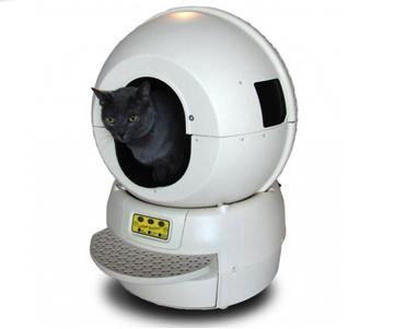 robot litière chat