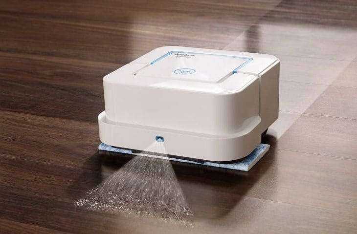 robot nettoyeur de sol