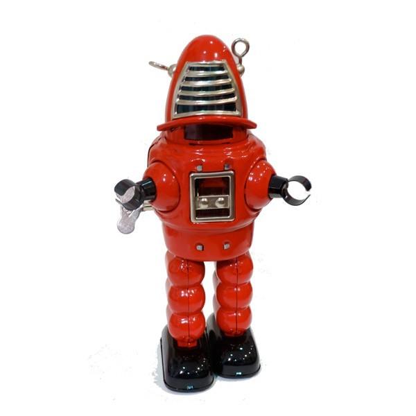 robot vintage jouet