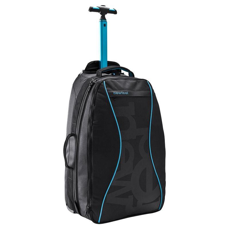 sac à dos à roulettes decathlon