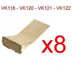 sac aspirateur vorwerk vk121