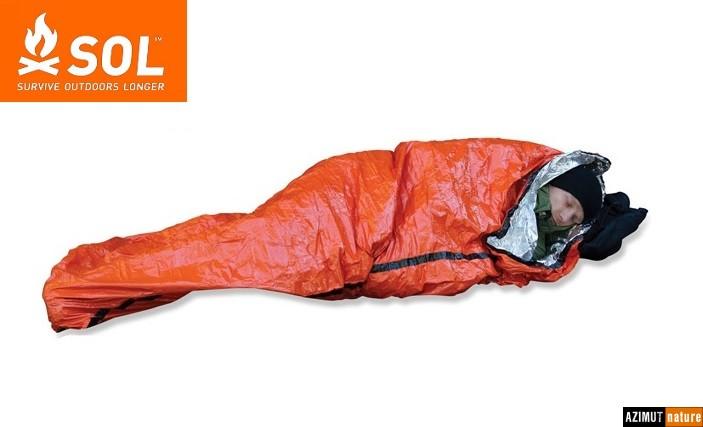 sac de couchage de survie