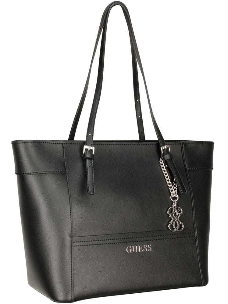 sac noir guess femme