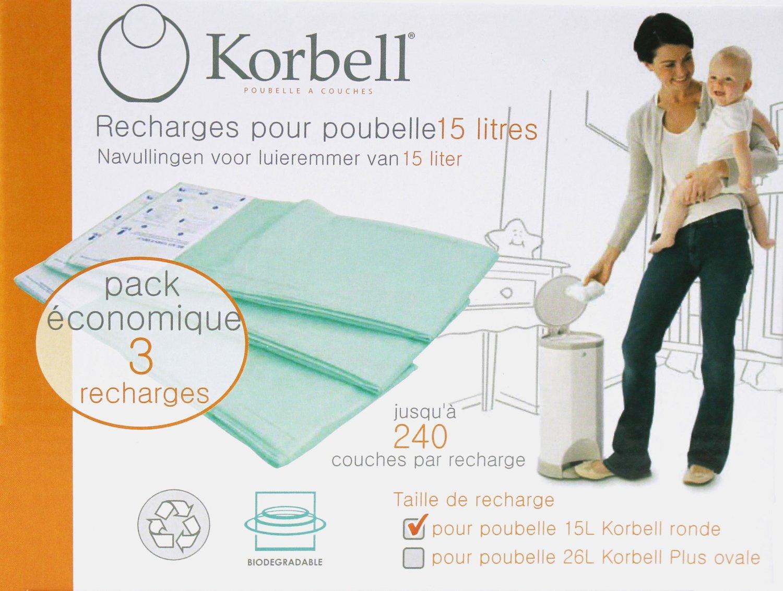 sac poubelle korbell