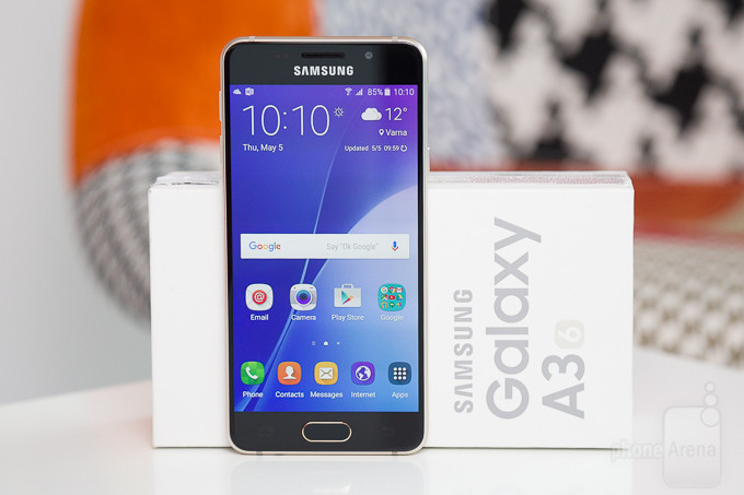 samsung galaxy a3-2016 test