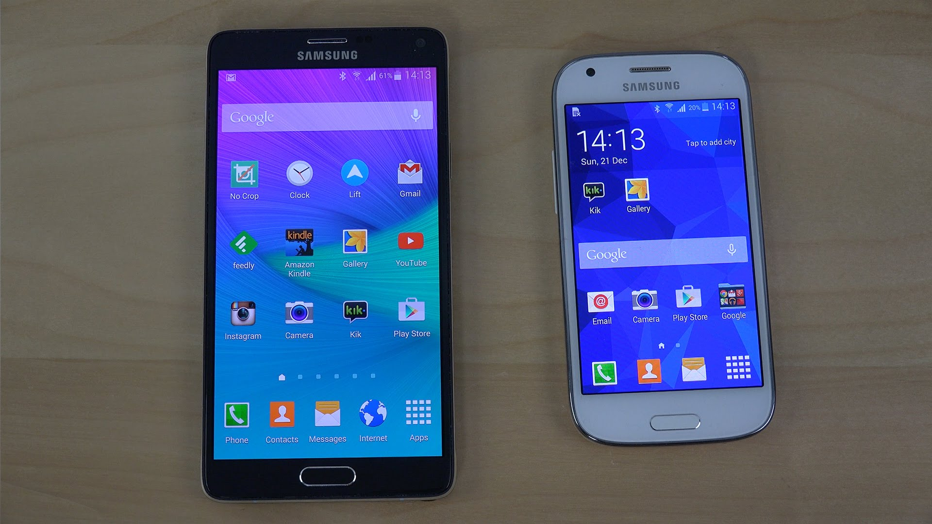 samsung galaxy ace 4 test