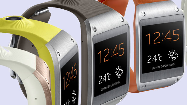samsung galaxy gear compatible