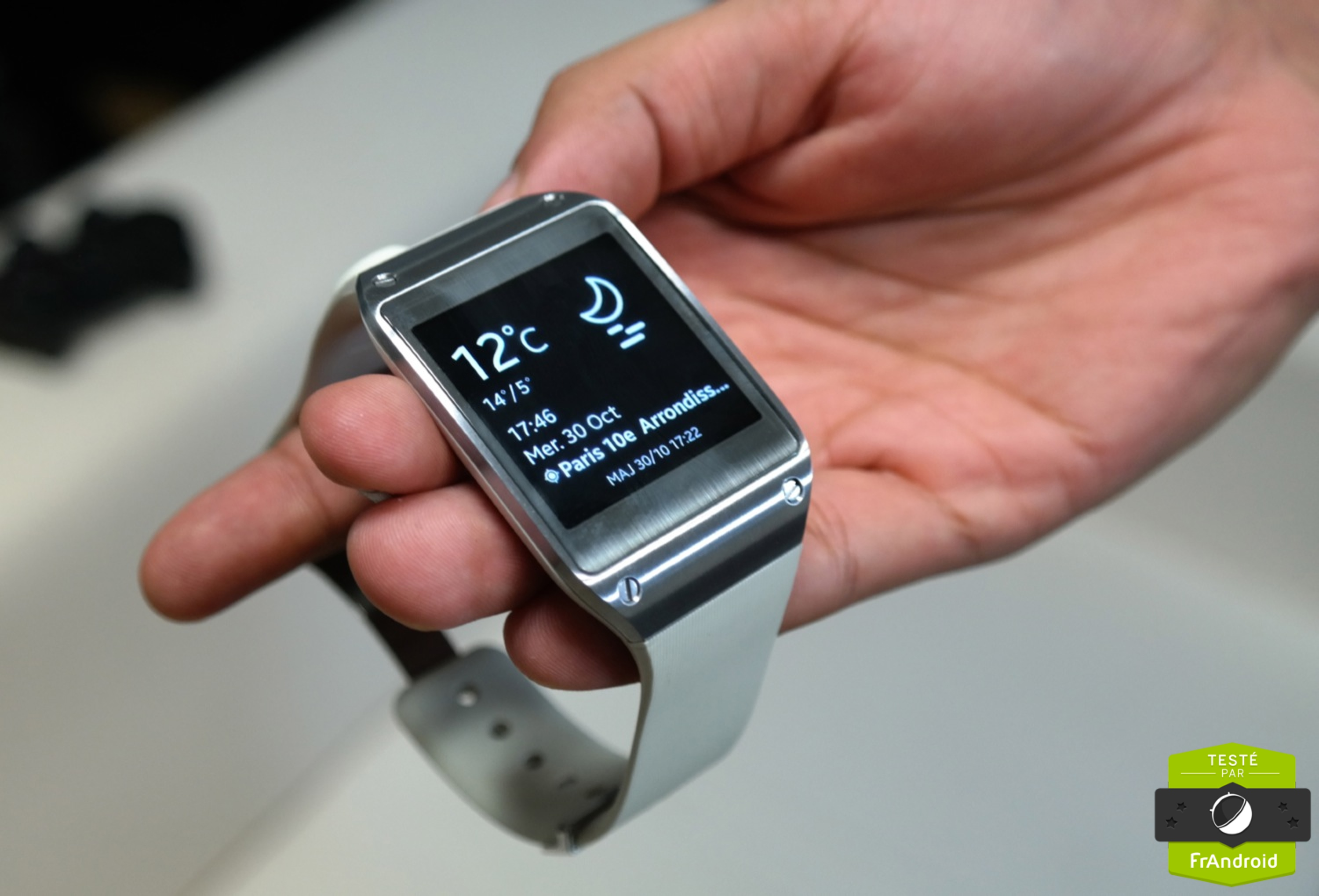 samsung galaxy montre