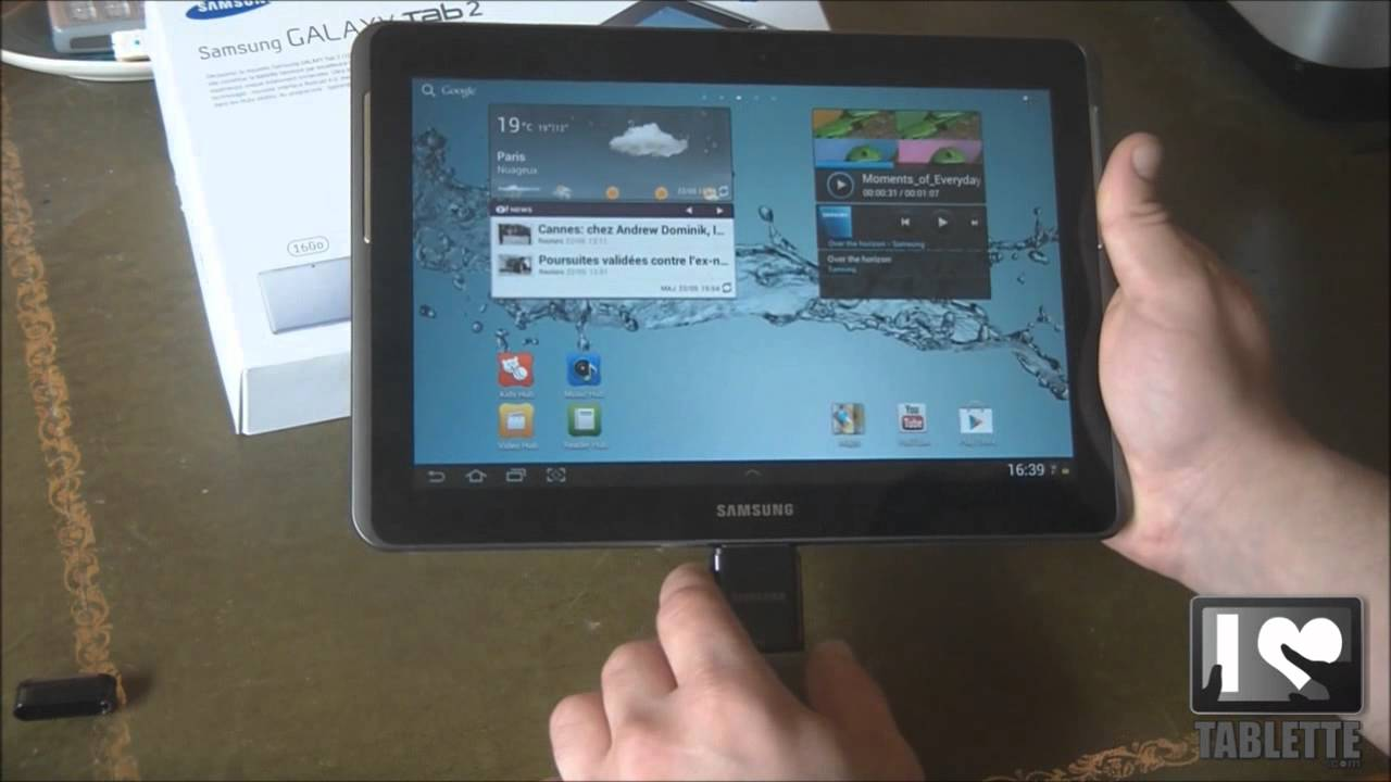 samsung galaxy tab 2 10.1 ne charge plus