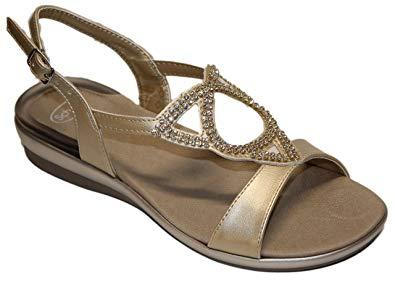 sandales femme amazon