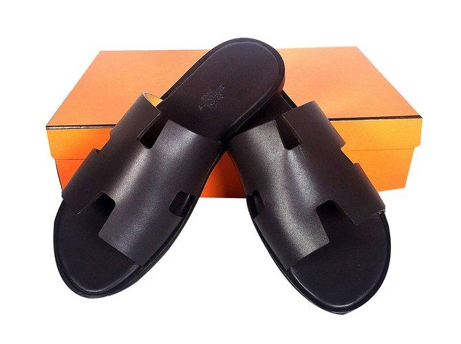 sandales hermes homme