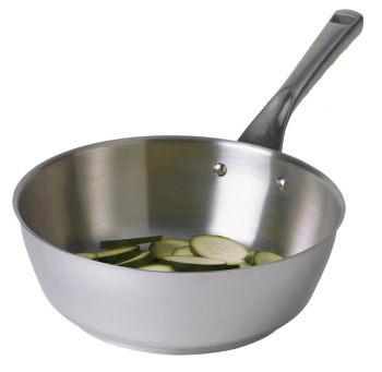 sauteuse inox de buyer