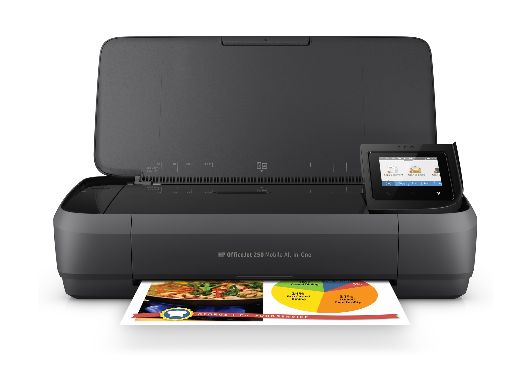 scanner imprimante hp
