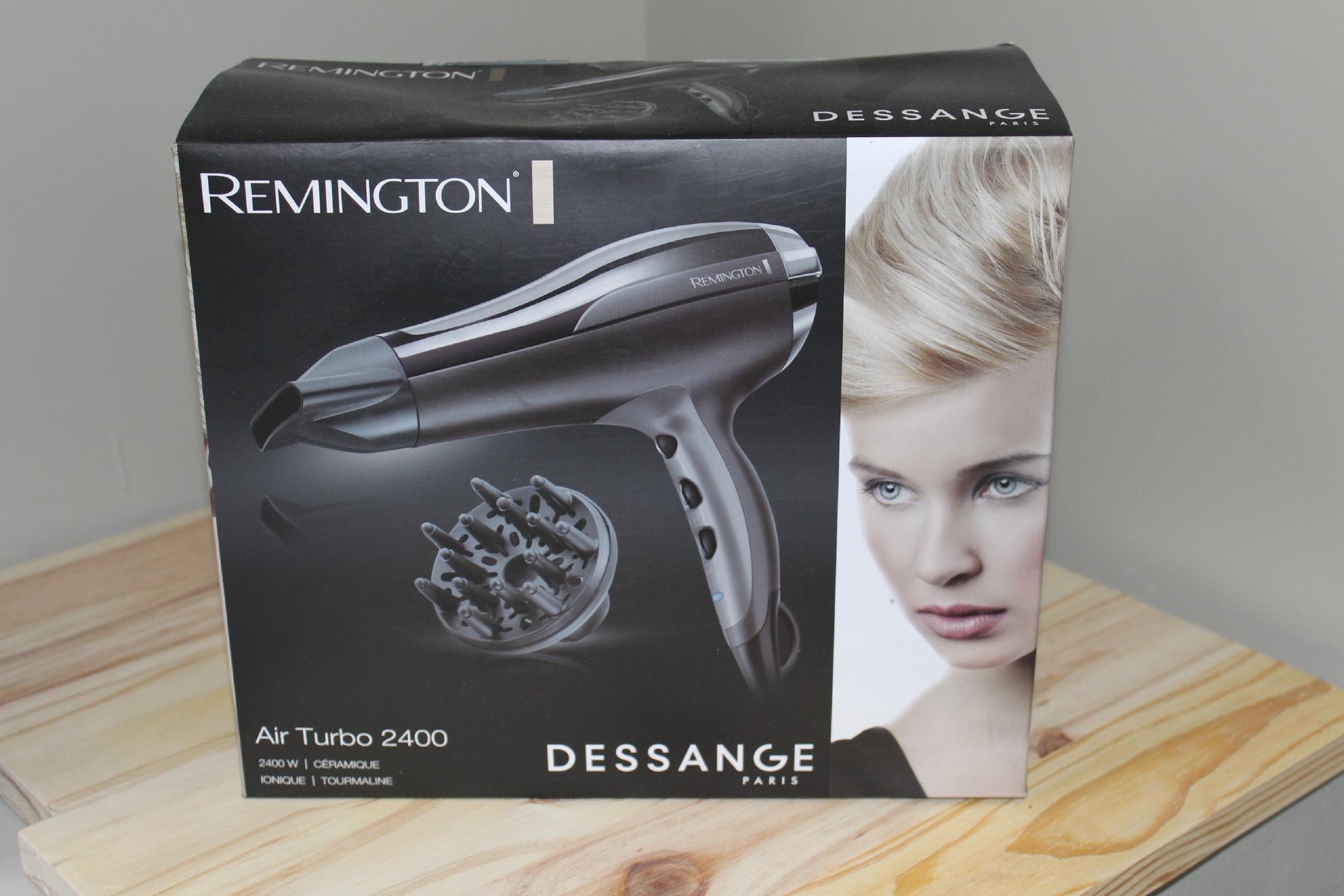 seche cheveux remington dessange