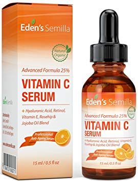 serum vitamine c et acide hyaluronique