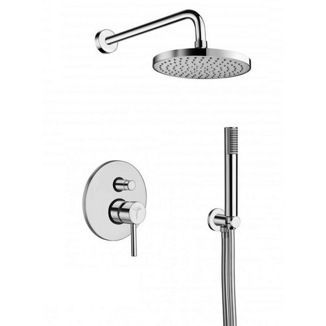 set de douche encastrable