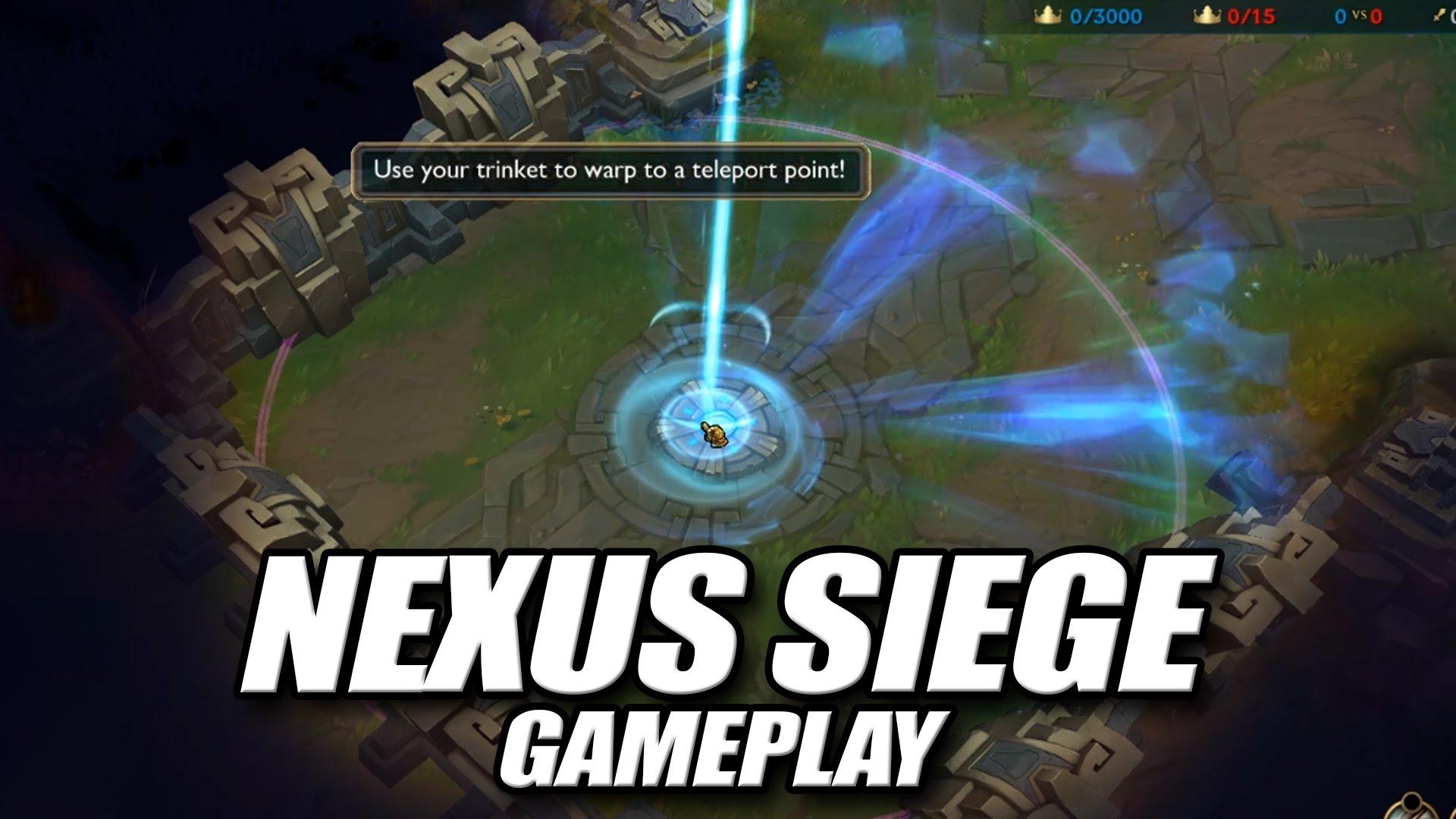 siege du nexus